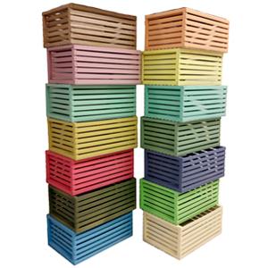 Декоративні ящики