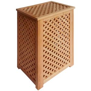 Дерев'яні решітчасті ящики
